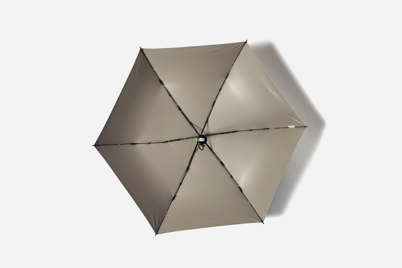 파라체이스(PARACHASE) 3248 여성용 초경량 3단 수동 우산 - 양산겸용