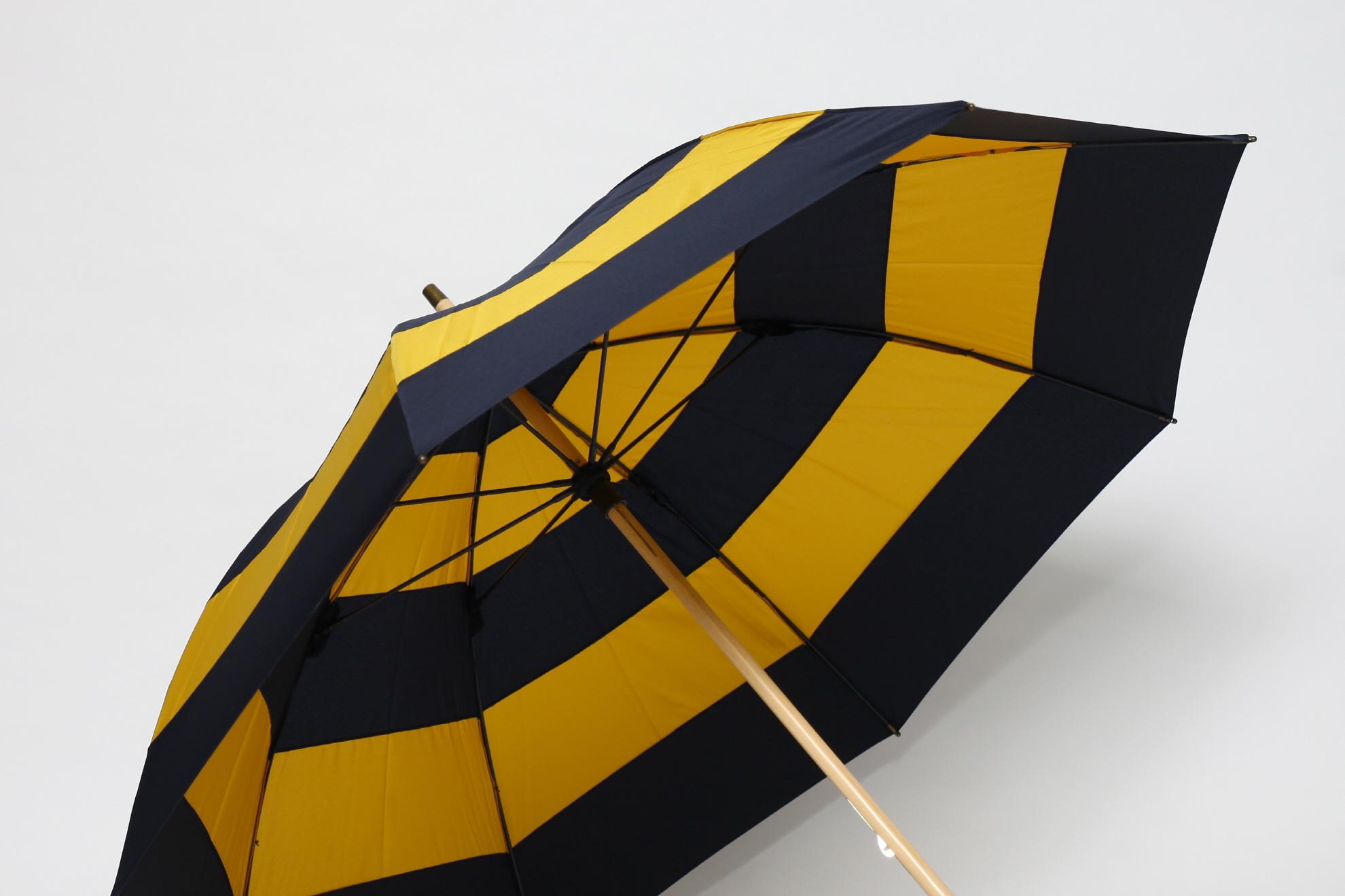 파라체이스(PARACHASE) 7162 프리미엄 수제 우드 그립 허니비 장우산