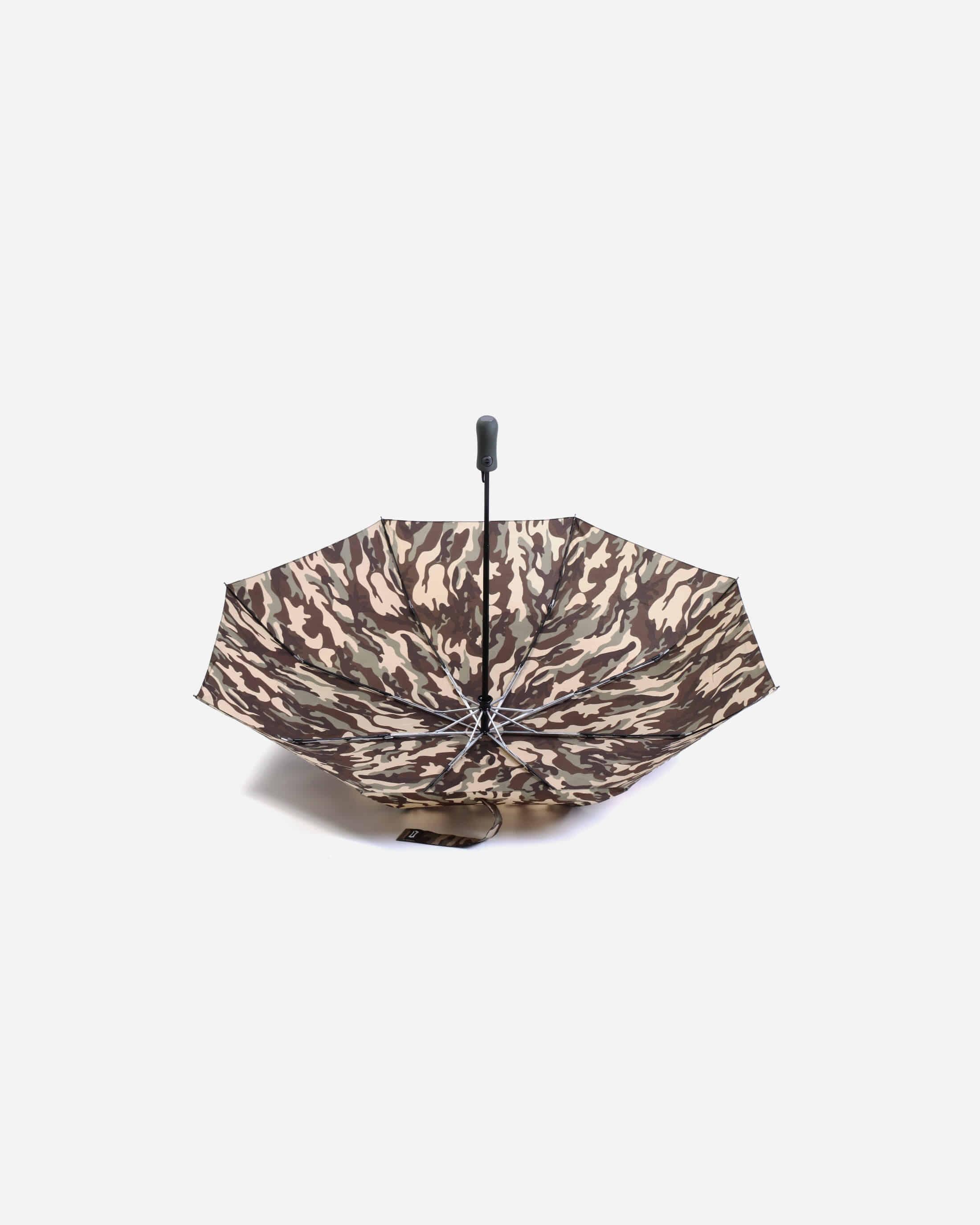 파라체이스(PARACHASE) 3205 빅사이즈 카모플라쥬 패턴 아웃도어 자동 3단 우산